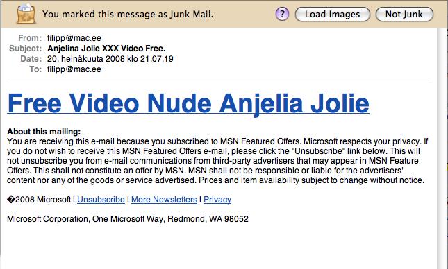 MS Jolie